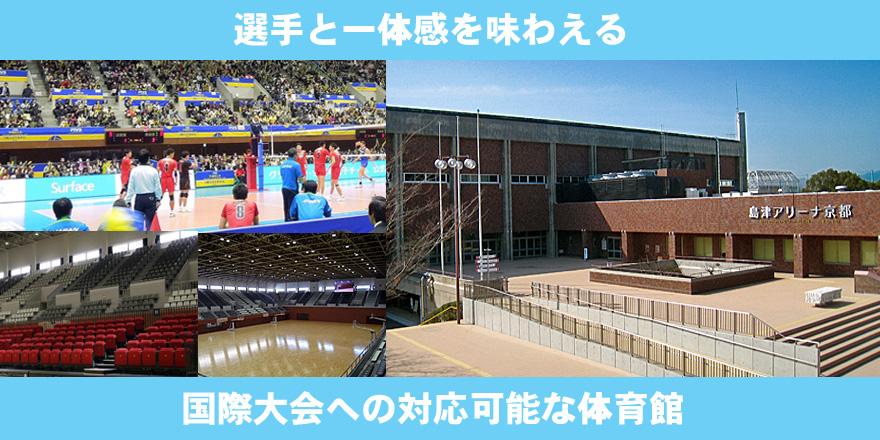 府立体育館